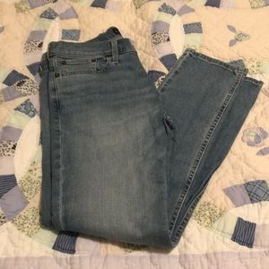 Hollister Men's Light Skinny Jeans 31x30